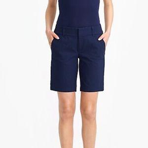NWT J. Crew Bermuda shorts